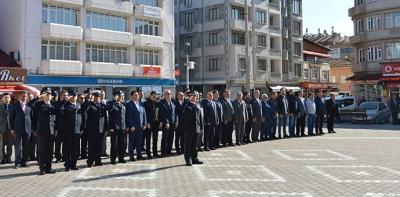 Havza'da Polis Teşkilatının 174. Yılı Kutlandı