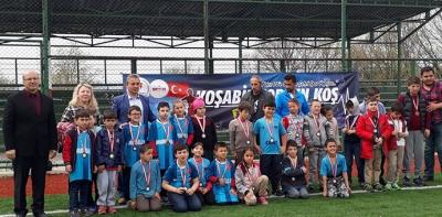Havza'da Spor Etkinlikleri Yapıldı