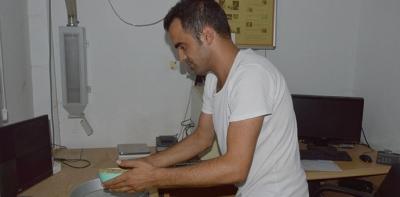 Havza'da TMO Buğday Alımına Devam Ediyor