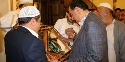 Havza'daki Sakal-ı Şerif Ziyarete Açıldı