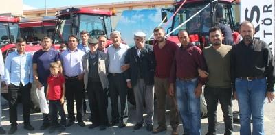 HAVZA'DAN 6 FİRMA TARIM FUARINA KATILDI