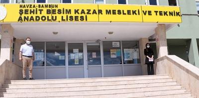 Havza'dan İki Makale 'Uluslar Arası Okul İdarecileri Konferansında' Okunacak