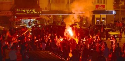 Havzalı Galatasaraylılardan Şampiyonluk Kutlaması