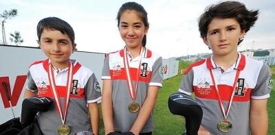 Havzalı Golfçümüz Altın Madalya Aldı