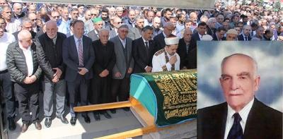 Hayırsever Mehmet Öngel Hakka Yürüdü