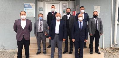 İç Bölge Gençlik Spor Müdürleri Havza'da Toplandı
