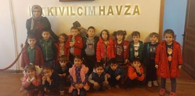 İlk Kıvılcım Ana Okulundan Anlamlı Ziyaret