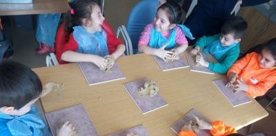 İlk Kıvılcım Anaokulu Öğretmenleri 3 Yeni Proje