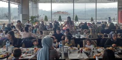 İlk Kıvılcım Anaokulu Velilerle Tanışma Ve Kaynaşma Kahvaltısı