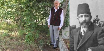 İlk Müdafaa-İ Hukuk Cemiyetinin Başkanının Mezarı Kaybolmak Üzere