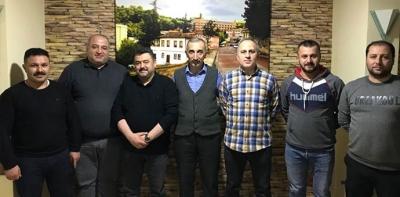 İLKIVILCIM HAVZA SPOR'DA YÖNETİM ŞEKİLLENDİ