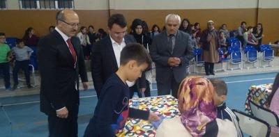 İlkokullar Arası Zeka Oyunları Yarışması Düzenlendi