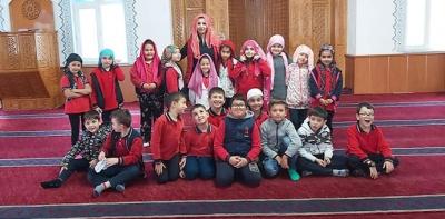 İstiklal İlkokulu Miniklerden Anlamlı Ziyaret