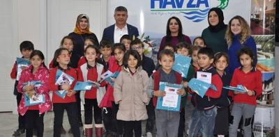 İstiklal İlkokulundan Havza TSO'ya Ziyaret