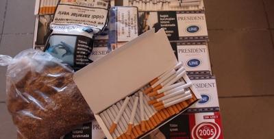 İzinsiz Tütün Satışına 19 Bin Lira Ceza