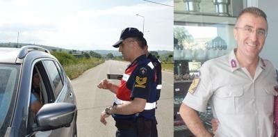 Jandarma Ast. Başçavuş Şanver'in Tayini Çıktı