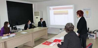 Kadına Yönelik Şiddetle Mücadele Koordinasyon, İzleme Ve Değerlendirme Toplantısı