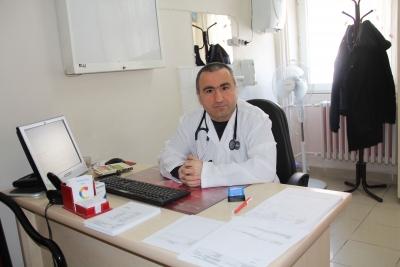 Kardiyoloji Uzman Doktoru Göreve Başladı