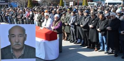 Kıbrıs Gazisi Kemal Babaoğlu Toprağa Verildi