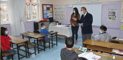 Kırsal Mahalle Okullarında Yüz Yüze Eğitim Başladı
