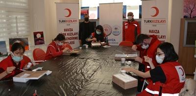 Kızılay Şenlendirme Projesi Kapsamında Engelliler İçin Etkinlik Düzenlendi