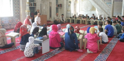 Kuran Kursları Eğitim Vermeye Başladı