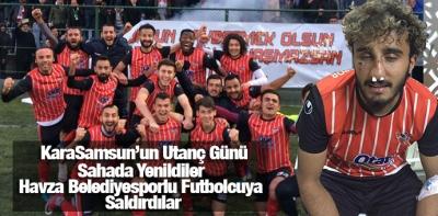 Lider Havza Belediyespor- 2, Kara Samsun- 0