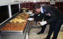 Lokanta Ve Yemek Servisi Yapan İşletmelerde Denetim Yapıldı