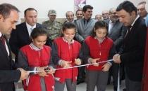 Makbulu Yusuf Ölçer Ortaokulunda Z - Kütüphane Açılışı