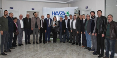 Mehtap Demiralp Yeşilbaş'dan HASTOP'a Ziyaret