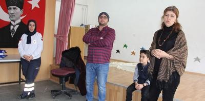 Merkez İlköğretim Okulunda Sabır Eğitimi