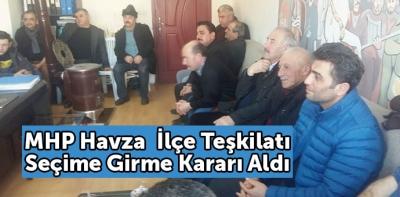 MHP Belediye Meclis Üyeleri Seçime Girecek