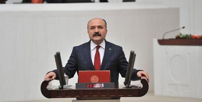 MHP Grup Başkanvekili Erhan Usta 15 Temmuz Mesajı