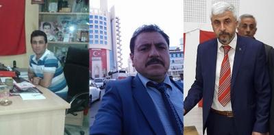 MHP Havza İlçe Başkanlığına 3 Kişi Aday