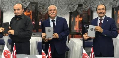 MHP Samsun İl Yönetimine 3 Havzalı İsim Girdi