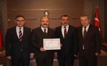 MHP Samsun Milletvekili Erhan Usta Mazbatasını Aldı