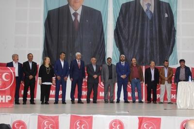 MHP'de Uğur Yıldırım Güven Tazeledi