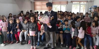Muharip Gaziler, Gazilere Saygı Programında Seminer Verdi