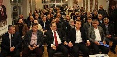 Mustafa Demir Seçim Çalışmaları Kapsamında Havza'yı Ziyaret Etti