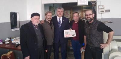 Mustafa Turan'dan Pusula Haksızlığına Tepki