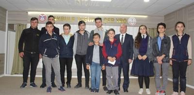 Öğrenci Meclisi İlçe Temsilcisi Seçimi Yapıldı