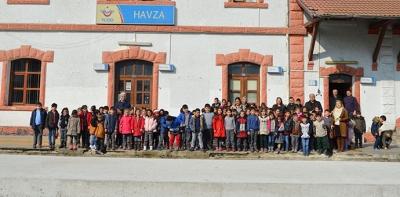Öğrencilere Güvenli Trafik Eğitimi