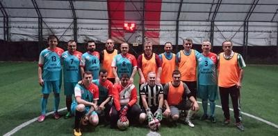 Öğretmenler Futbol Turnuvası Başladı