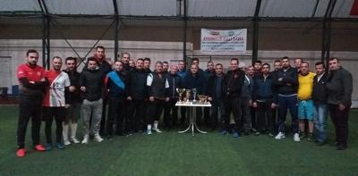 Öğretmenler Günü Futbol Turnuvası Sona Erdi