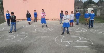 Ortaklar İlkokulunda Matematik Bir Başka Güzel İşleniyor