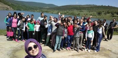 Özel Öğrenciler Piknikte Eğlendi