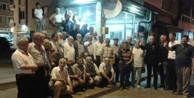 Saadet Partisi 3. Bölge toplantısını Havza'da gerçekleştirdi.