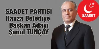 Saadet Partisi'de Başkan Adayı Şenol Tuncay