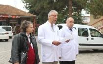 Sağlık Çalışanlarından Teröre Tepki