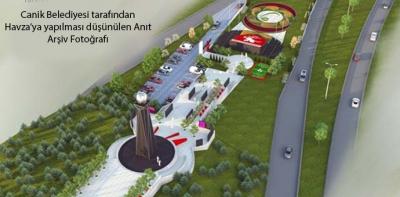 Samsunspor Anıtı Havza Yerine Samsun'a Yapıldı
